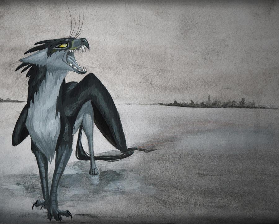 Rancor by Chickenzaur