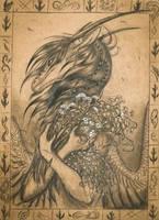 Wildflowers by Chickenzaur