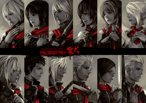 datworks: Final Fantasy type-0