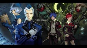 datworks: Persona 3 Portable