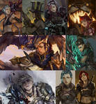 [LoL] champs compilation