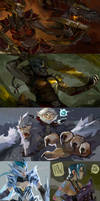 [LoL] champs compilation 2