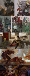 [LoL] champs compilation 7 by zuqling