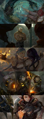 [LoL] champs compilation 8