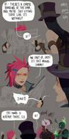 [LoL strip] Spooks by zuqling