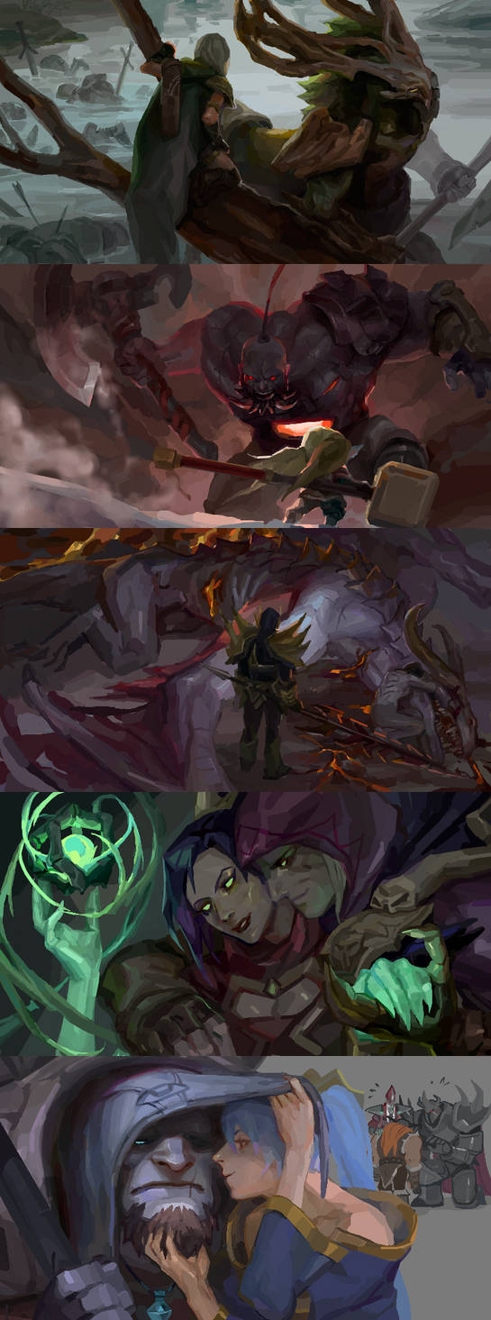 [LoL] champs compilation 9