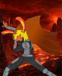Himimi,Knight of Lava
