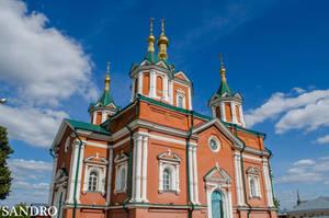Assumption-Brusensky-monastery by Dactari