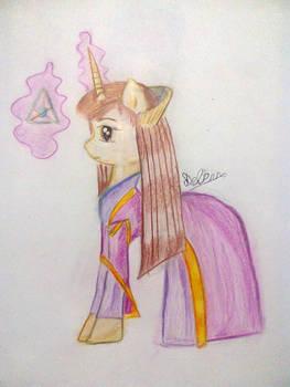 If Delenn was a pony