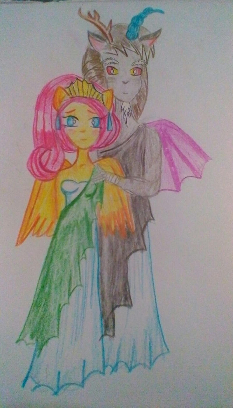 mlp and greek mythology hades and persephone by galaxysultan on