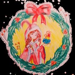 Christmas ID photo by GalaxySultan