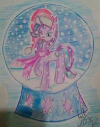 Christmas Starlight by GalaxySultan