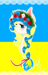 Happy Independence Day of Ukrainian! by GalaxySultan