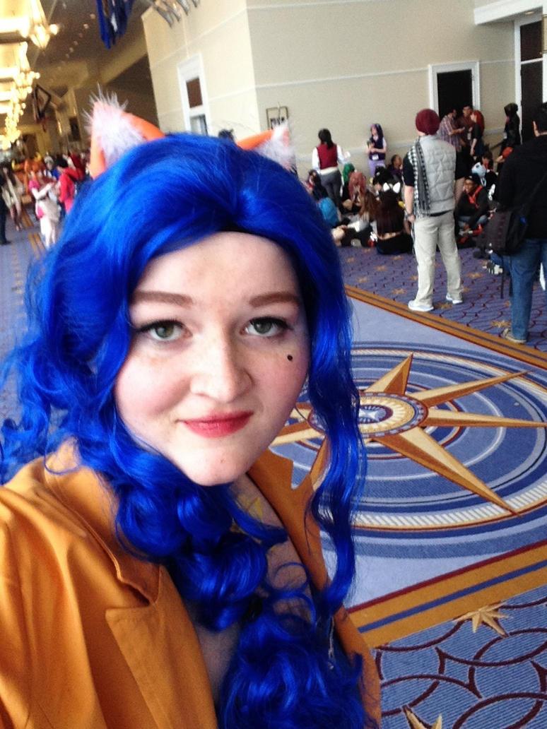 Carmelita Selfie by JulietRiversong