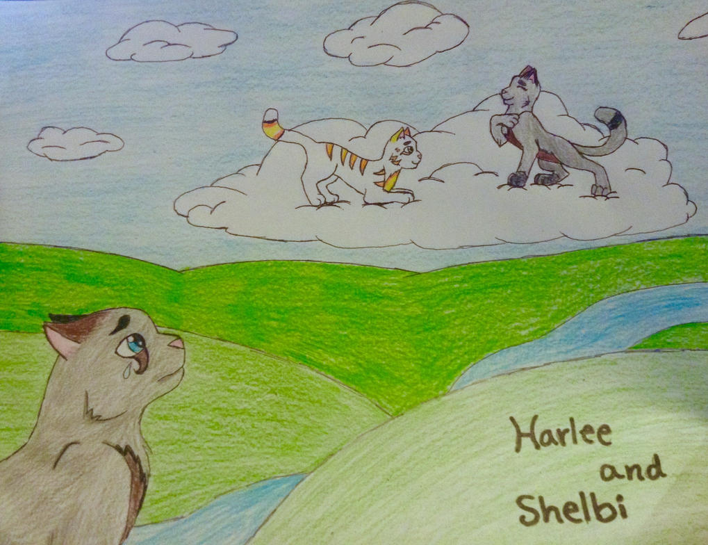 Harlee and Shelbi by JulietRiversong