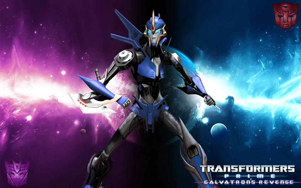 Transformers Prime Autobots - Arcee by 4894938 on DeviantArt