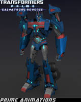 Transformers Prime Ultra Magnus - Robot Mode by 4894938