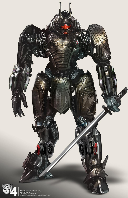 Transformers Aoe Concept Art Autobot Samurai By 4894938 On