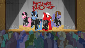 MLP: The Black Promenade Show by Emfen