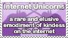 [STAMP] Internet Unicorns by Emfen