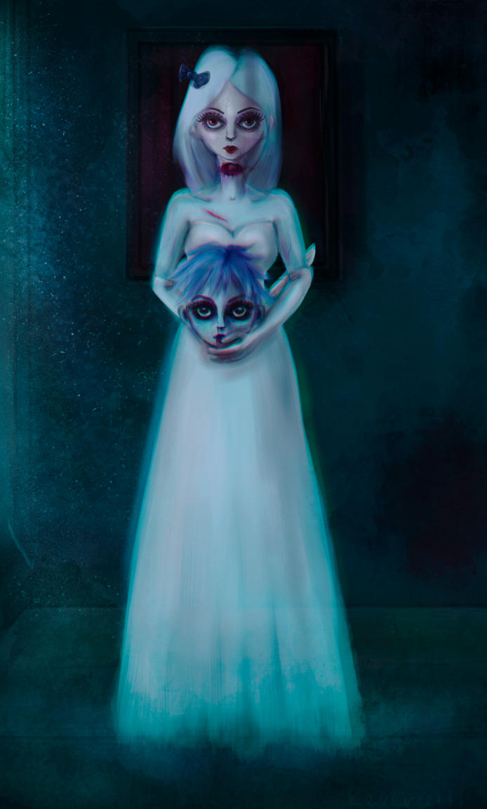 Ghost Bride by ReVercetti