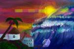 Tsunami by ReVercetti