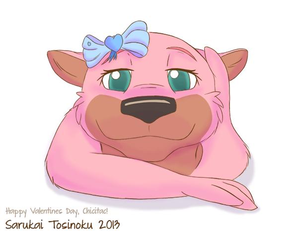 Happy Otter, Sleepy Otter! by Sarukai-Tosinoku