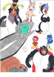 The Pebble and The Penguin by FreeingMyAngelWings