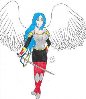 Serena Markhaven, Archangel of Hope