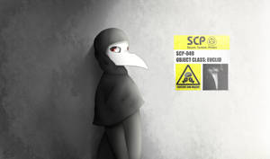Plague Doctor/Scp-049 by Cherry-2005