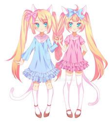 Twin Adoptables [OPEN]