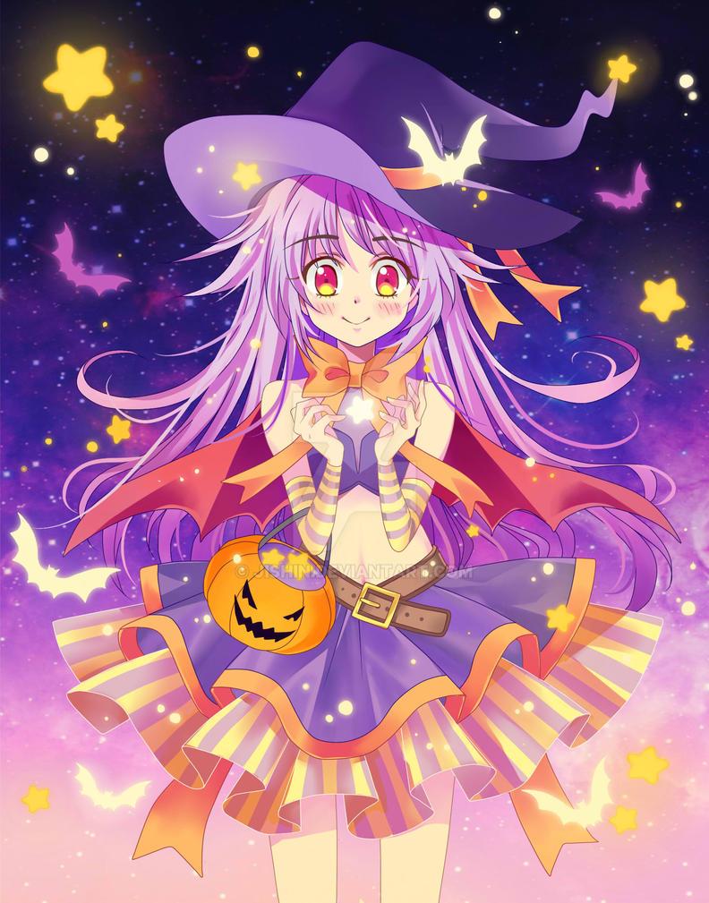 Witch by Jishin