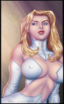 Emma Frost - Colored