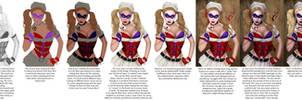 Harley Quinn - Tutorial/Walkthrough