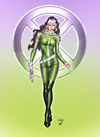 Spiderguile's Rogue - Colors by TracyWong