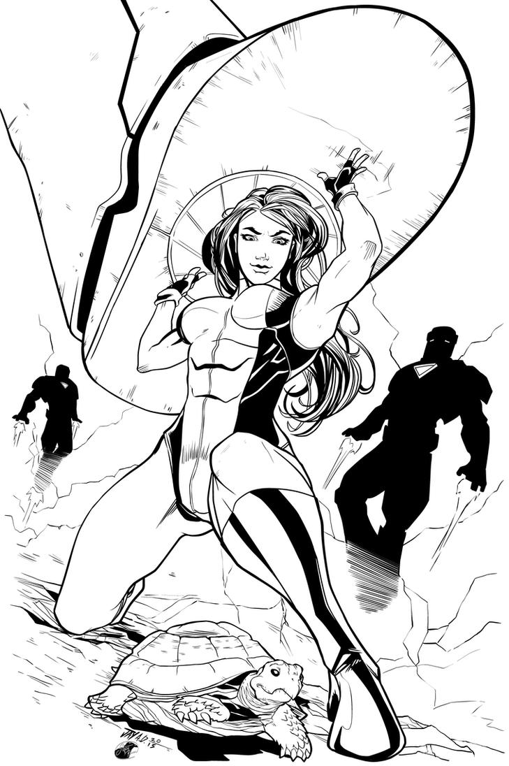 Uncategorized She Hulk Coloring Pages harpokrates she hulk inks by tracywong on deviantart tracywong