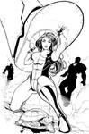 Harpokrates' She-Hulk Inks
