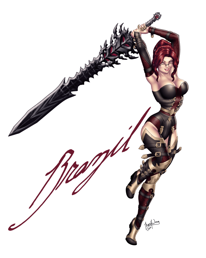 GW2 Reaper by TracyWong