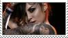 Kat Von D Stamp by Wolfs-Blood