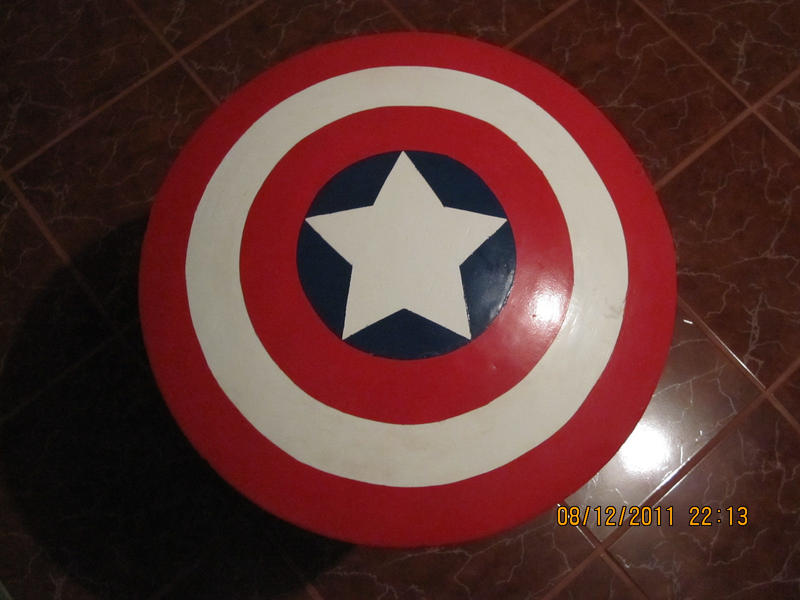 Avenger Shield by Ma3str0-D3tonad0r