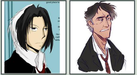 Character Progress: Dorian