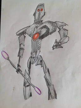 Magna Guard from Star Wars The Clone Wars