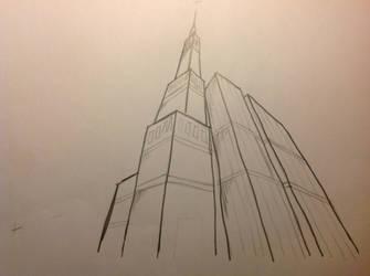 Skyscraper by realTIMematrix