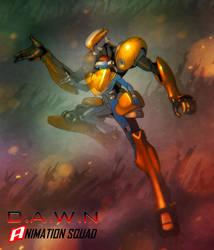 X-O-Bot-03 by sykosan
