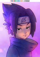 Sasuke Uchiha by sykosan