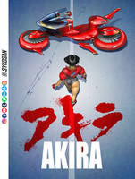 AKIRA Tribute by sykosan