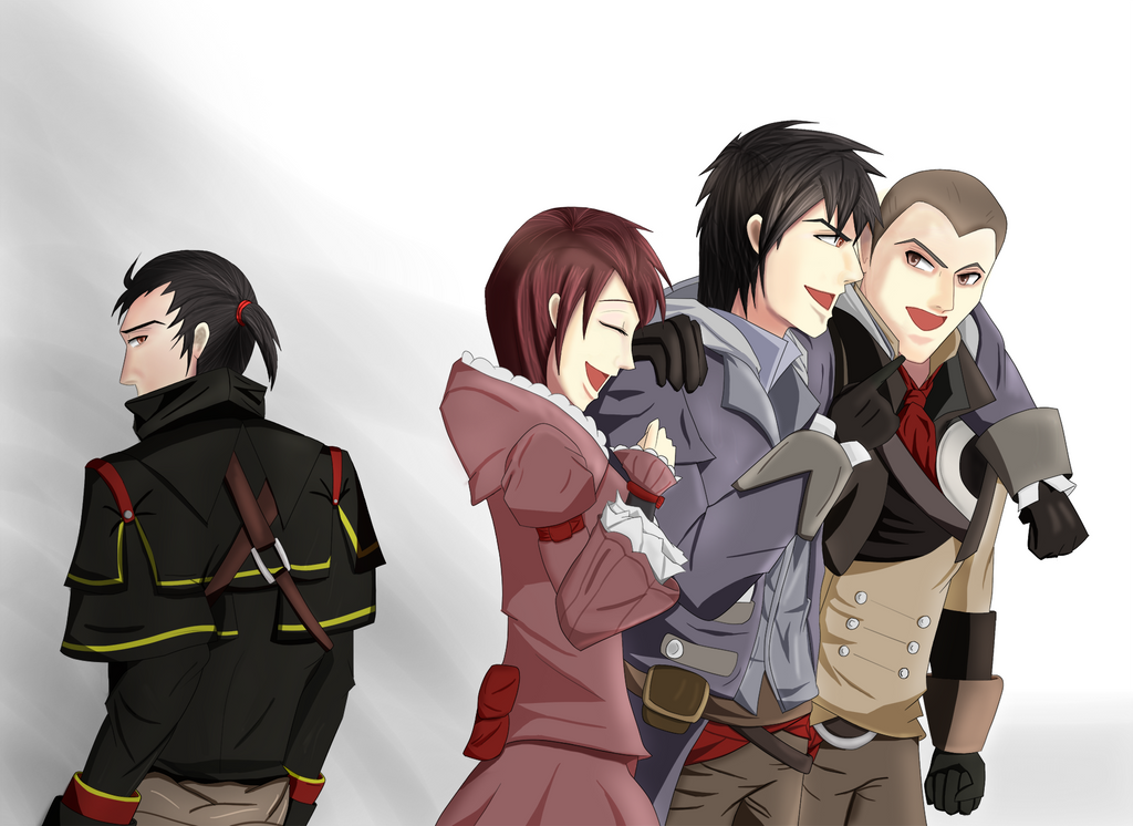 Assassin S Creed Rogue Reminiscence By Nocturnalventus On Deviantart