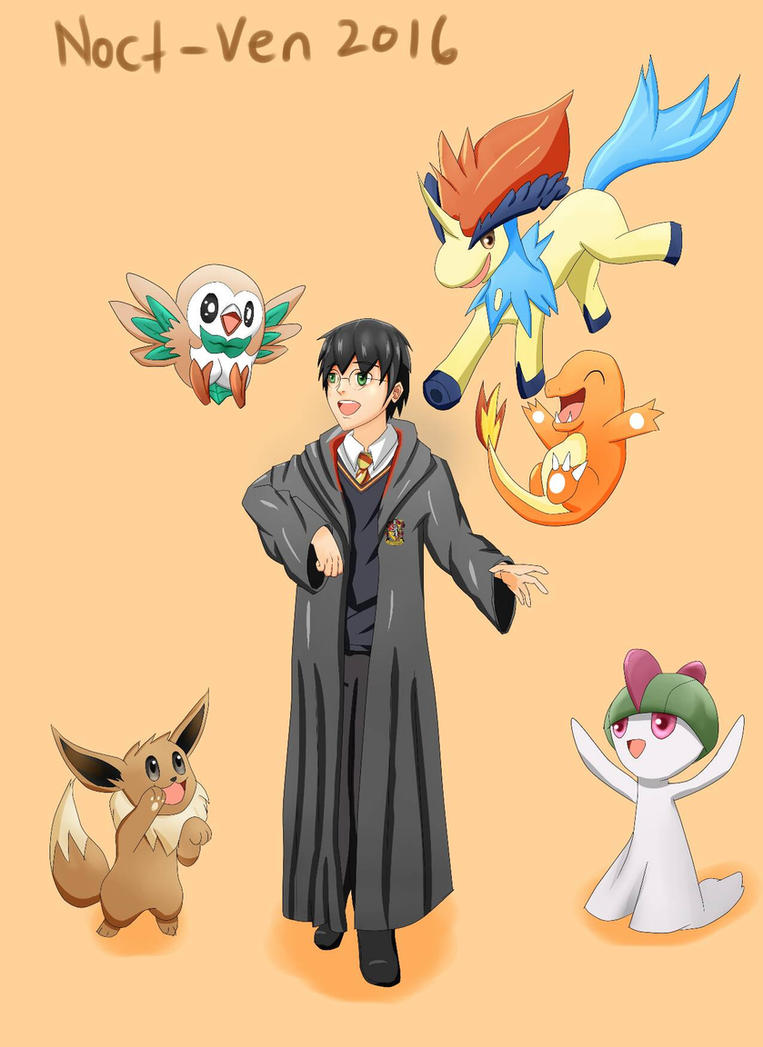 pokemon harry potter wallpaper - photo #11