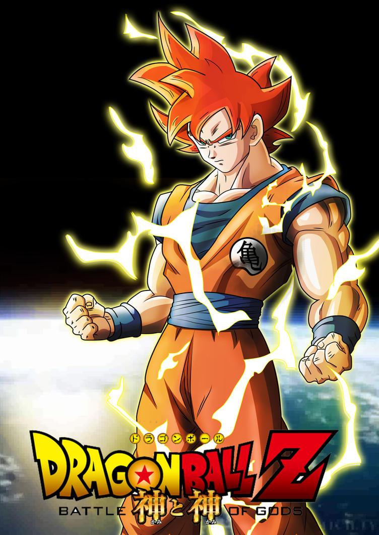 Goku Super Sayayin 6 | marbal