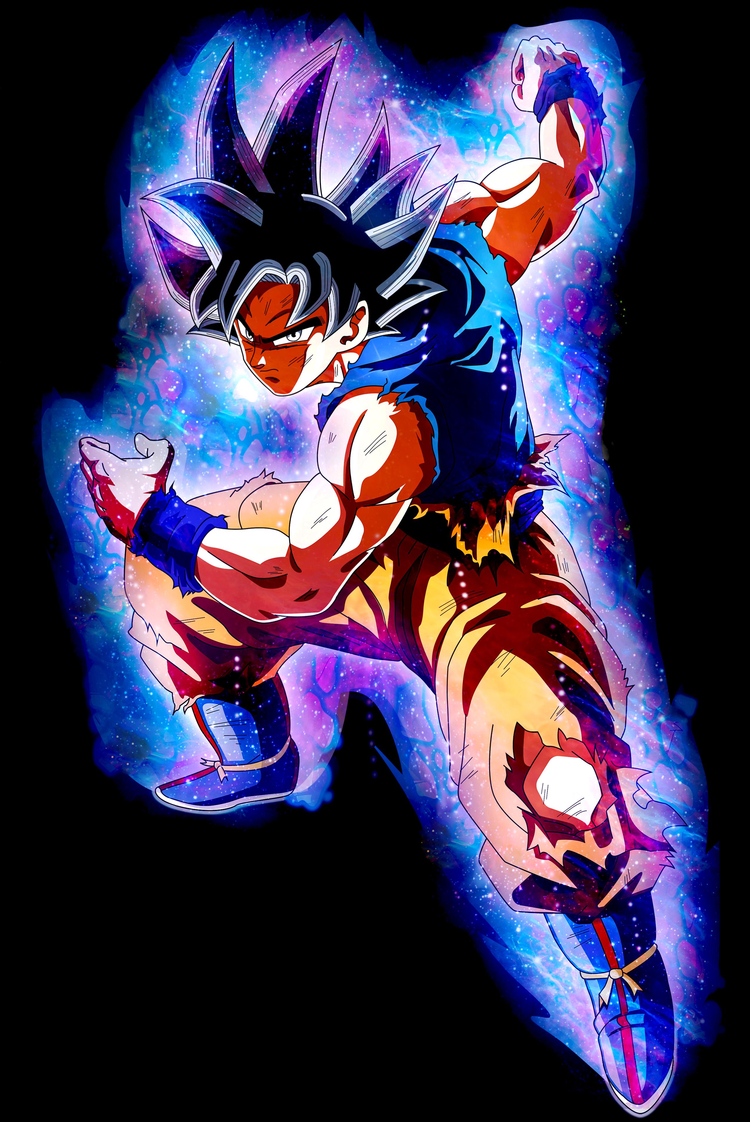 Goku Ultra Instinct Migatte No Gokui By Xyelkiltrox On Deviantart